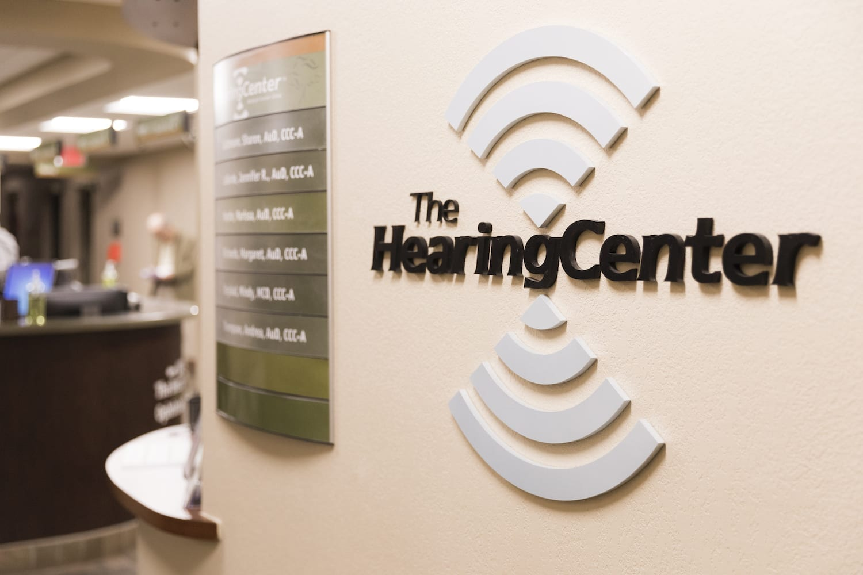 The Hearing Center logo