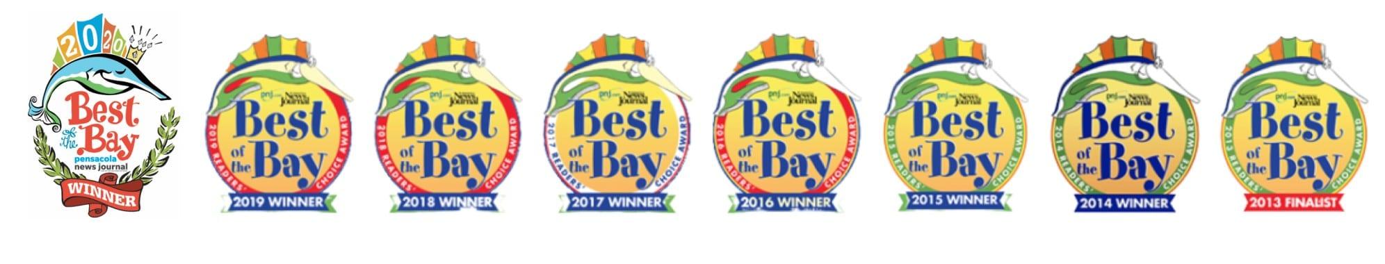 Best of the Bay Winner