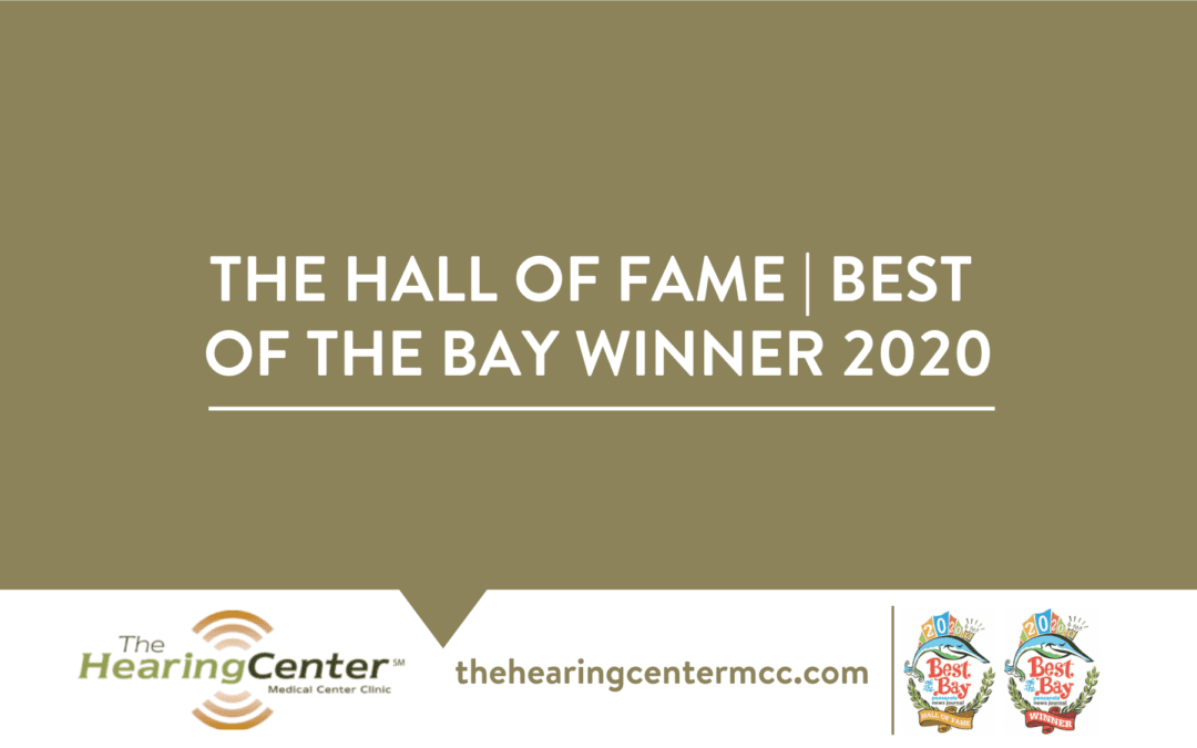 The Hall of Fame | Best of the Bay Winner 2020